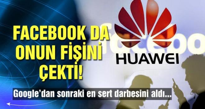 Huawei telefonlarda artık Facebook uygulamaları ön yüklü olmayacak