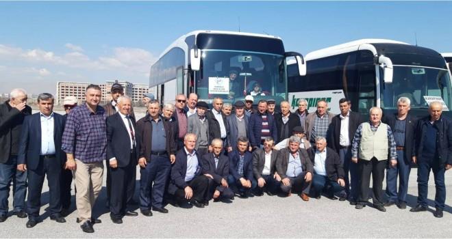 Tekirdağ DSYB Üyeleri Konya'da