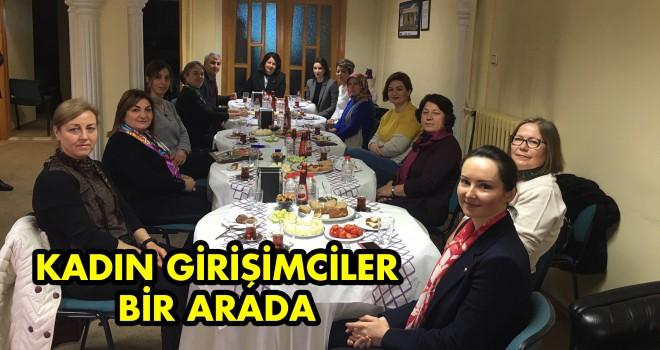Meclis Başkanı Kadın Girişimcileri Ağırladı