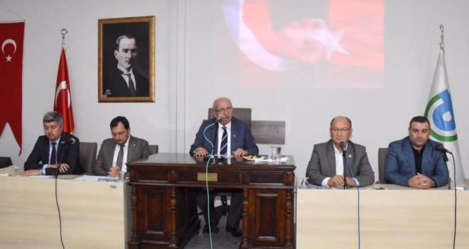 Büyükşehir Belediye Meclisi: Barış Pınarı Harekâtını Destekliyoruz