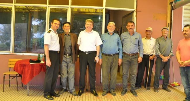 Kaymakam Karahan'dan Mahalle Ziyaretleri