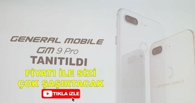 General Mobile GM 9 Pro tanıtıldı! İşte tüm özellikleri ve fiyatı