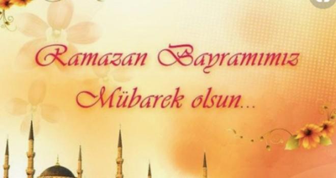 2019 güncel Ramazan bayramı kutlama mesajları