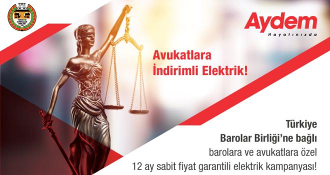 Avukatlara İndirimli Elektrik