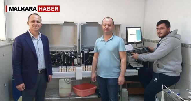 Tekirdağ DSYB, Süt Analizlerine Başladı!