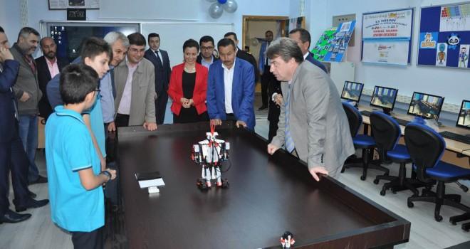 Malkara OSB'den Öğrencilere Bilgisayar Sınıfı