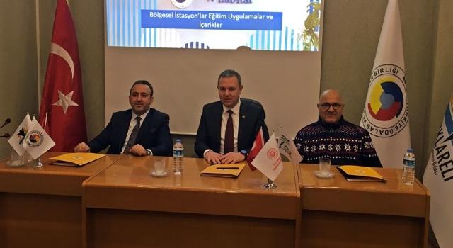 Facebook İstasyon Bölgesel Topluluk Merkezi Çalıştayı Kırklareli'de Yapıldı