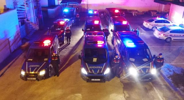 Jandarma, Edirne'de Uyuşturucuya Geçit Vermiyor