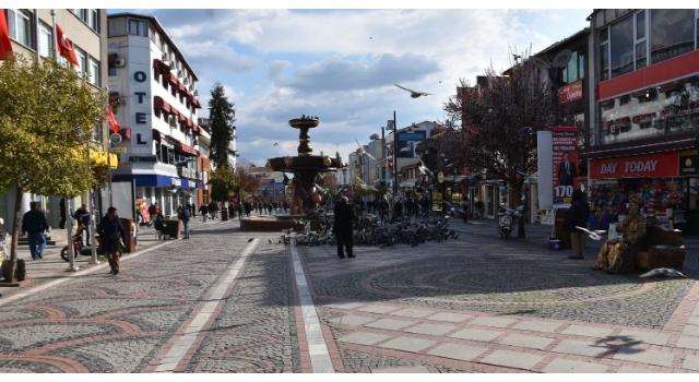 Edirne'de 'koronavirüs' sessizliği