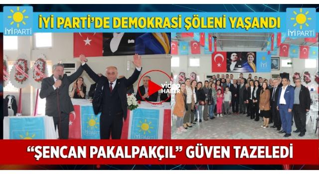 İYİ Parti Malkara İlçe Kongresi Yapıldı