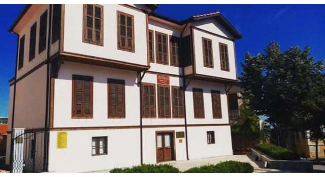 Kırklareli'de Atatürk Evi ziyarete kapatıldı