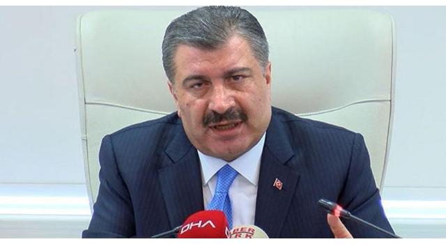 Sağlık Bakanı'ndan corona açıklaması: 2 bin şüpheli vaka incelendi