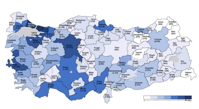 İŞKUR Açıkladı; Kayıtlı işsiz Mart'ta 3 milyon 675 bin kişi