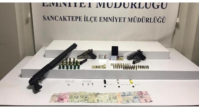 MİT kimliğiyle uyuşturucu sattığı iddia edilen şüpheli tutuklandı