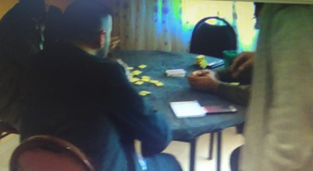 Tekirdağ'da evde kumar oynayan 5 kişiye 19 bin lira para cezası