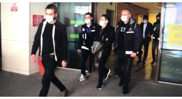 TIR'daki 300 bin sterlin ile ilgili gözaltına alınan Nejat Daş, adli kontrolle serbest