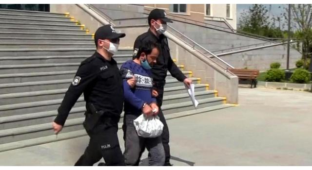 Üvey oğluna işkence yapan zanlı tutuklandı