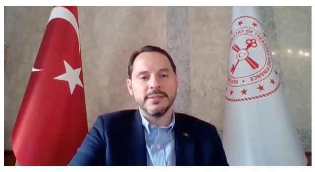 Bakan Albayrak: Katılım fonu kurma sürecini başlattık