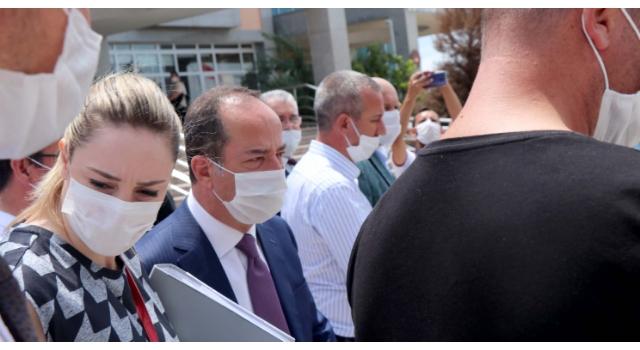 Edirne Belediye Başkanı Gürkan'ın yargılanmasına devam edildi