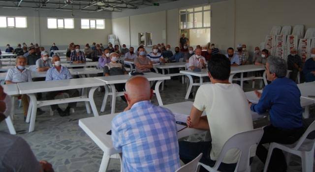 Malkara'da Kadastro Güncelleme Çalışmalarına İlişkin Bilgilendirme Toplantısı