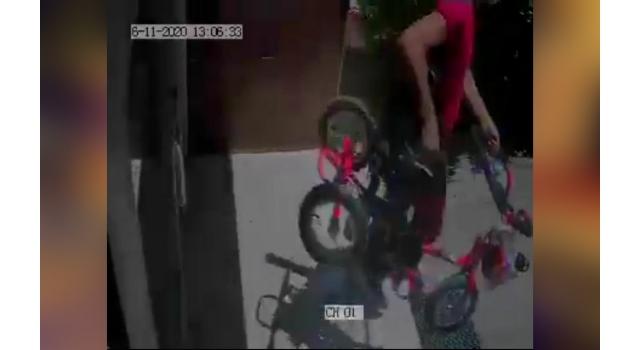 SP hastası çocuğun özel bisikletini çaldılar