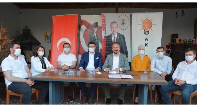 AK Parti İl Başkanı Özcan; 'Su Faturalarından Kötü Kokular Gelmeye Başladı'