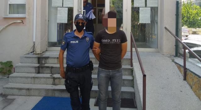 Husumetlisini bıçakla ağır yaralayan şüpheli tutuklandı