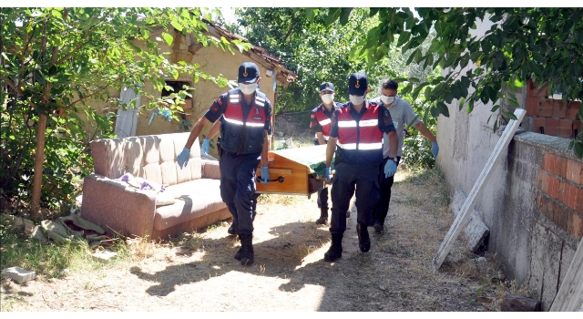 Malkara'da yaşlı adam evinde ölü bulundu