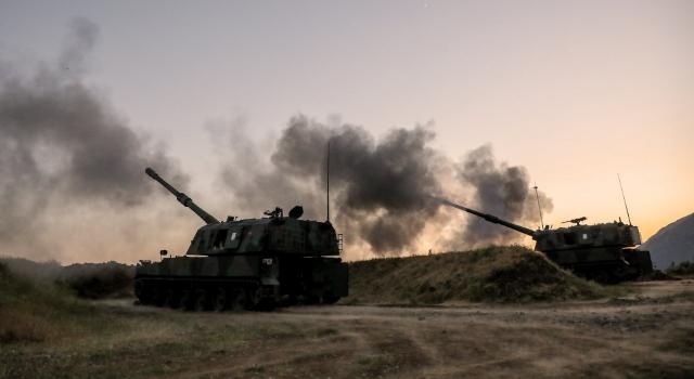 MSB: Pençe-Kaplan Operasyonu'nda terör hedefleri tam isabetle vuruluyor