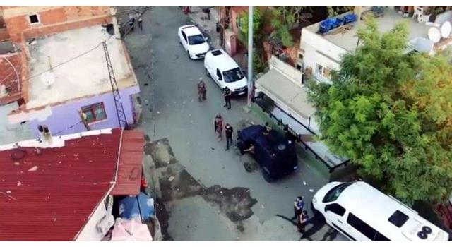 Tekirdağ'da polisten hava destekli operasyon: 7 gözaltı