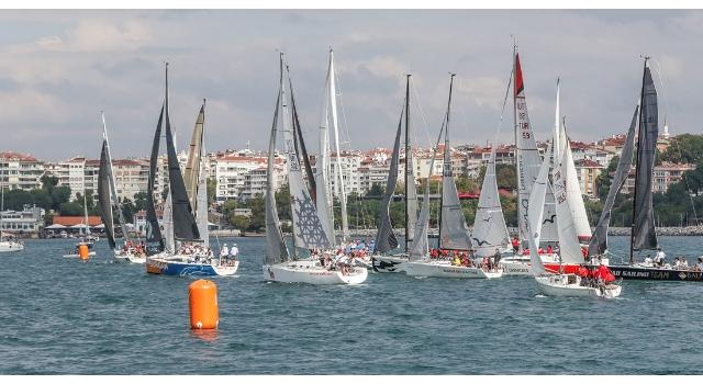 5'inci Deniz Kızı Kadın Yelken Kupası tamamlandı