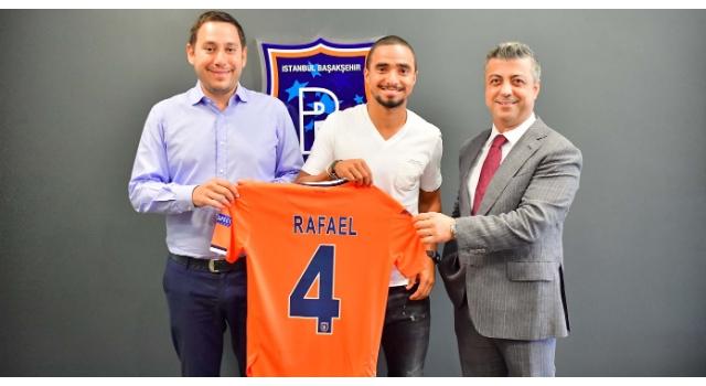 Medipol Başakşehir, Rafael ile 2+1 yıllık sözleşme imzaladı