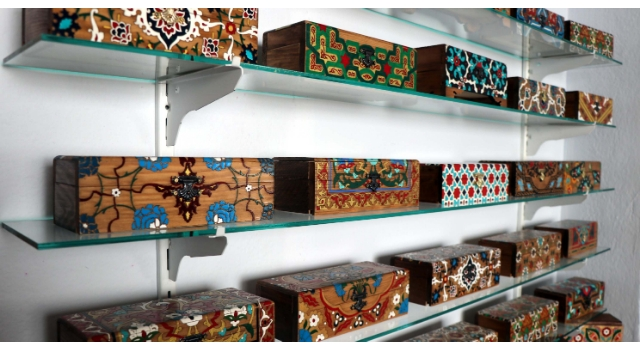Osmanlı sanatı 'Edirnekari', Avrupa'ya açılıyor