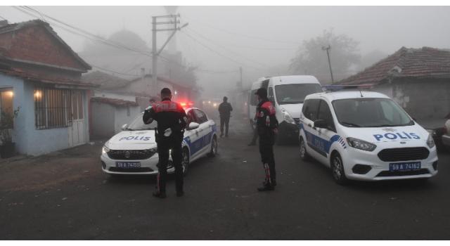 Tekirdağ'da 400 polisle operasyon: 38 gözaltı