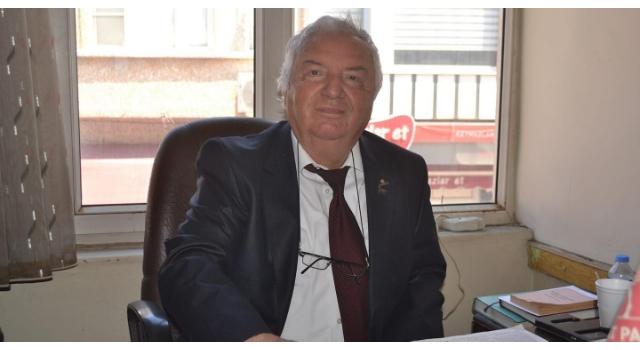 Demokrat Parti Keşan İlçe Başkanı, koronavirüsten hayatını kaybetti