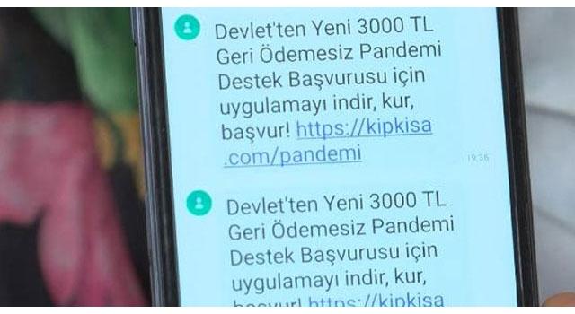 Dolandırıcılardan yeni yöntem…Telefon rehberini ele geçirip yakınlarınıza mesaj atıyorlar