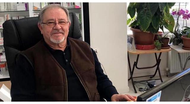 Eczacı, koronavirüsten hayatını kaybetti