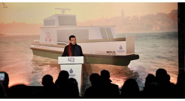 """İmamoğlu: """"Deniz Taksiler Yaz Aylarında Hizmet Vermeye Başlayacak"""""""