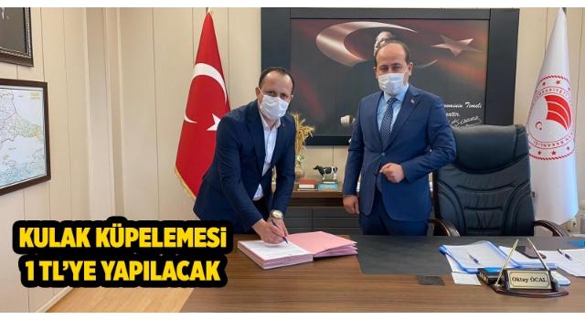 Tekirdağ DSYB Başkanı Ergin Durgun: 1TL'ye Kulak Küpesi Uygulaması Yapacağız!