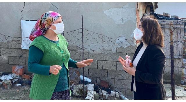 AK Parti'li Aksal'dan, İpsala'da koronavirüs uyarısı