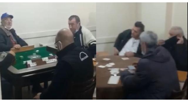 Kahvede kumar oynayan 15 kişiye 57 bin lira ceza