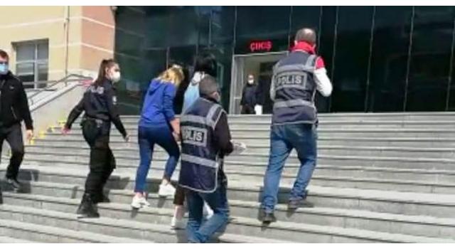 Tuzak kurdukları kişilere görüntülerle şantaj yapan çeteye operasyon; 4 tutuklama