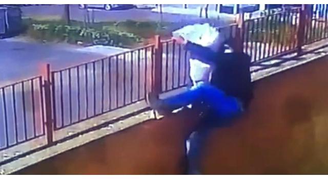Okuldan hırsızlık yapan şüpheli, 641 saatlik görüntü incelenerek yakalandı