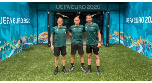 Cüneyt Çakır, Hırvatistan-İspanya maçını yönetecek