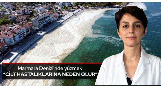 Marmara Denizi'nde yüzmek cilt hastalıklarına neden olur