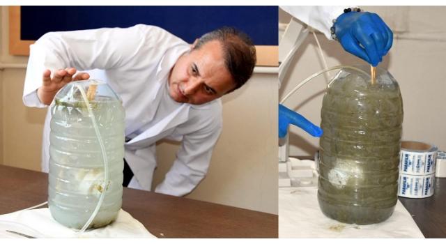 Prof. Dr. Tecer: Müsilajı parçalayıp, deniz suyuna oksijen kazandırdık