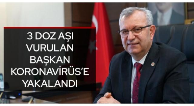 Keşan Belediye Başkanı Helvacıoğlu, koronavirüse yakalandı