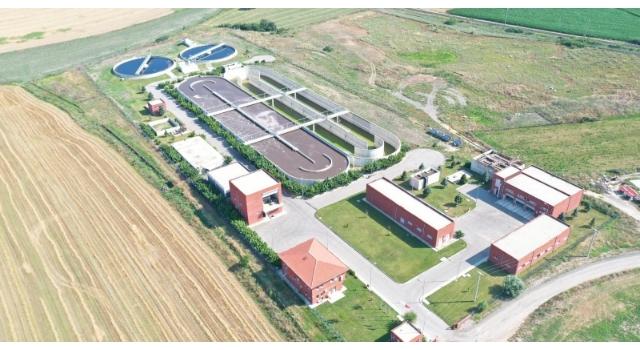 Lüleburgaz'daki tesiste yılda 7 milyon ton su arıtılıyor