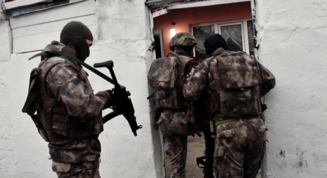 Çorlu'da 'Gündoğdu' operasyonu: 6 gözaltı