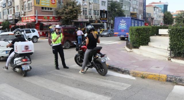Keşan'da polis 'Huzur uygulaması' yaptı